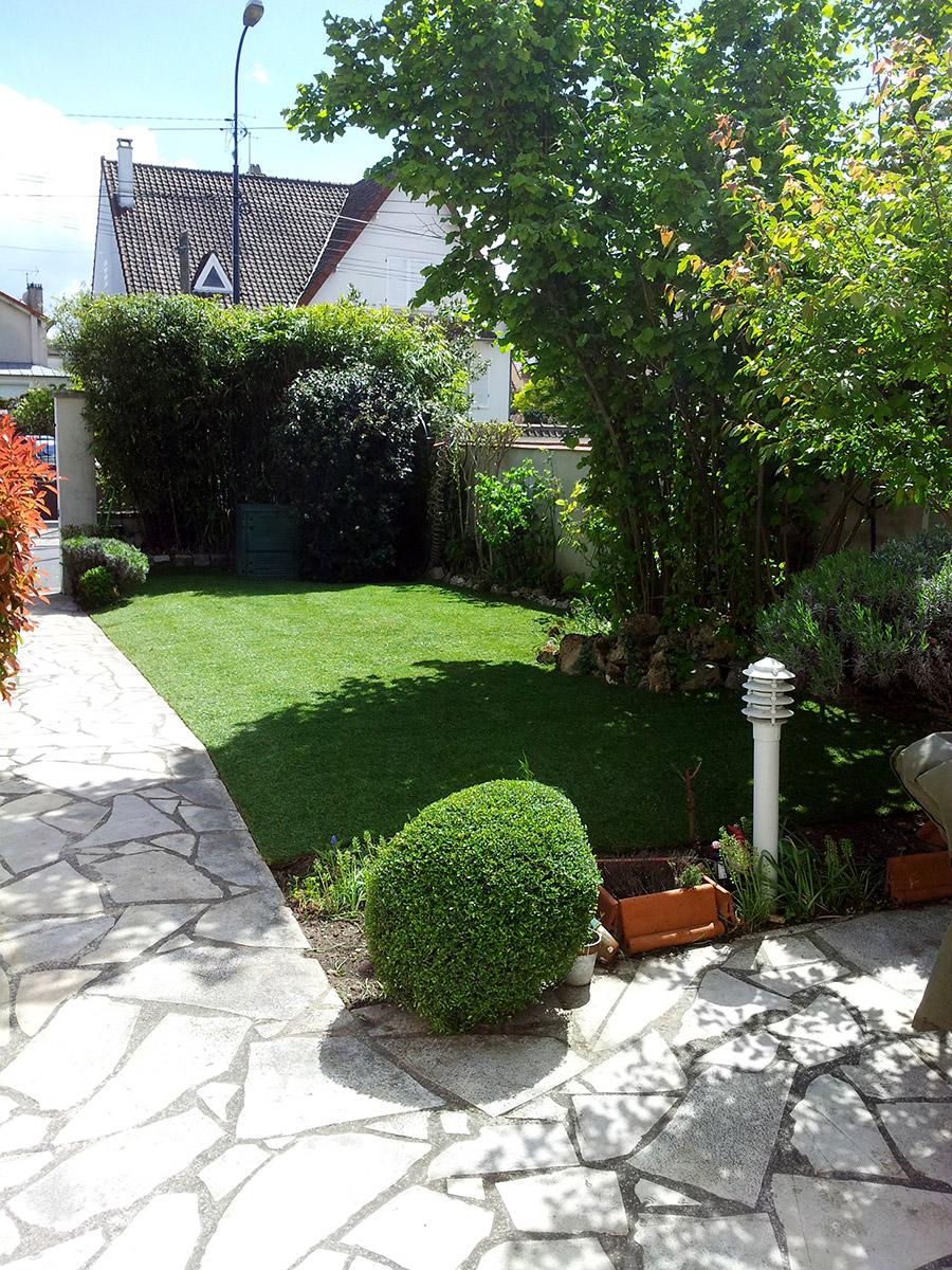 Paysagiste saint maur des foss s entretien de jardins for Entretien jardin 94